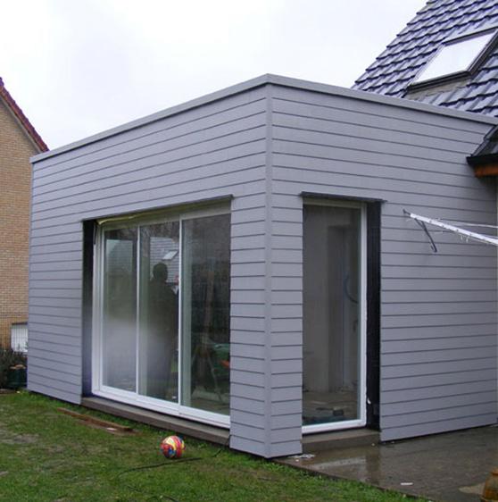 extension en bois floret fr res maisons en ossature bois. Black Bedroom Furniture Sets. Home Design Ideas