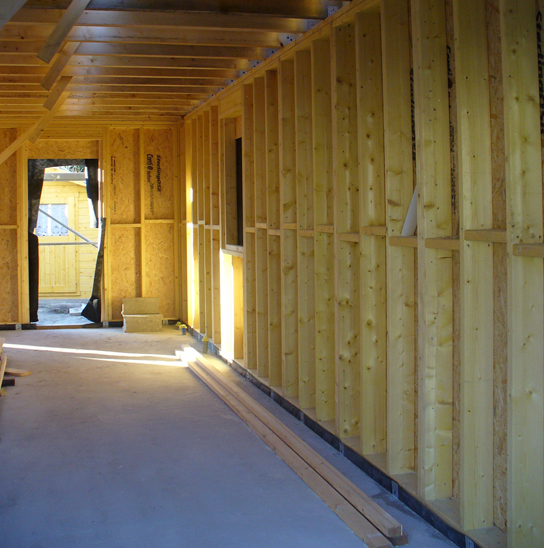 Isolation phonique plancher osb affordable isolation phonique plancher osb with isolation - Isolation phonique plancher bois ...